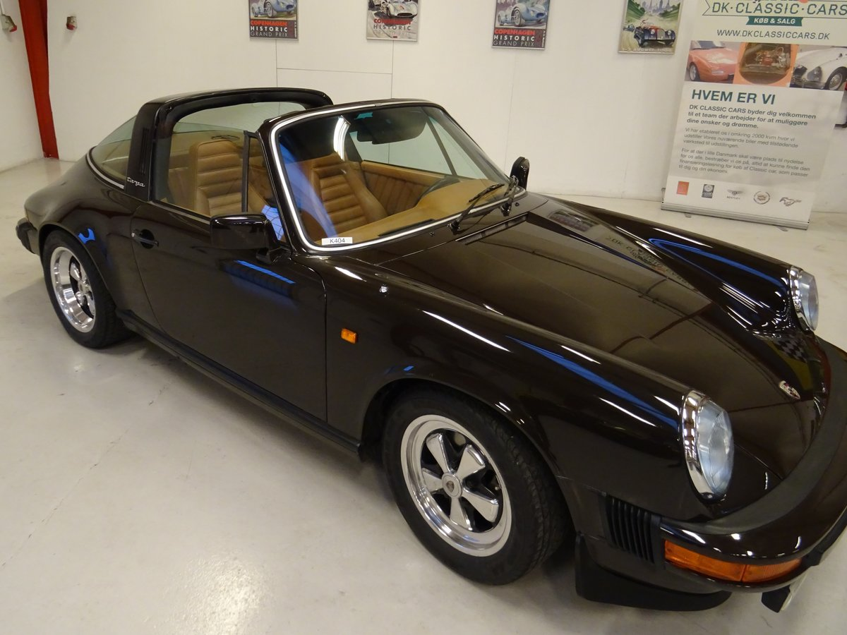 1979 Porsche SC Targa 3.0-liter - Matching numbers car SOLD (picture 9 of 24)