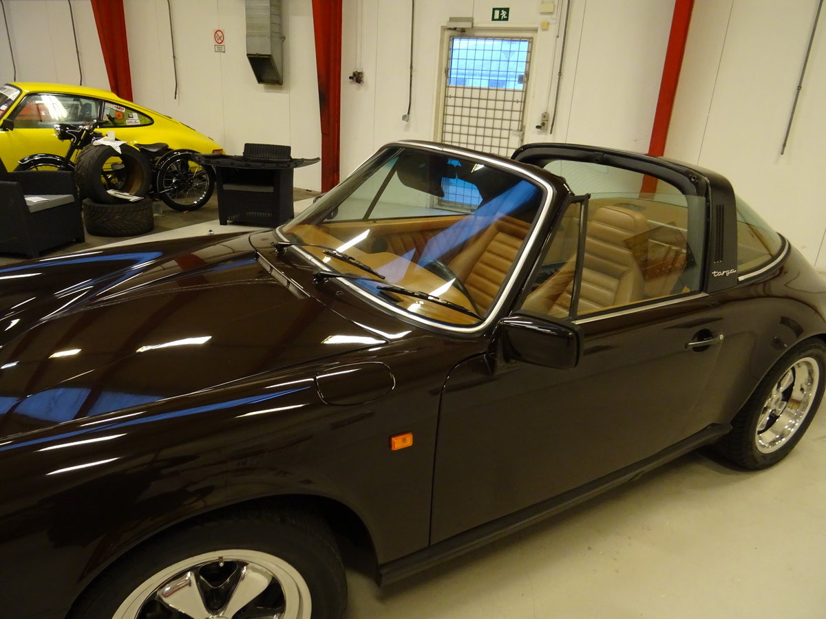 1979 Porsche SC Targa 3.0-liter - Matching numbers car SOLD (picture 10 of 24)