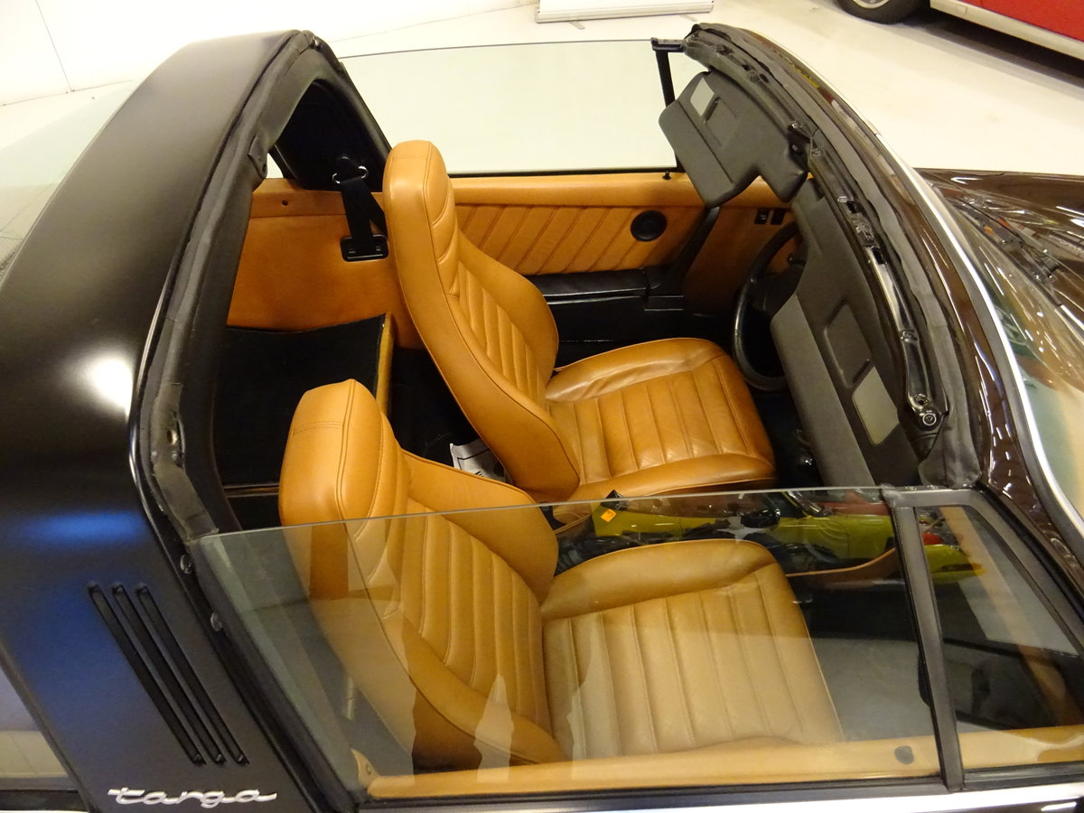 1979 Porsche SC Targa 3.0-liter - Matching numbers car For Sale (picture 12 of 24)