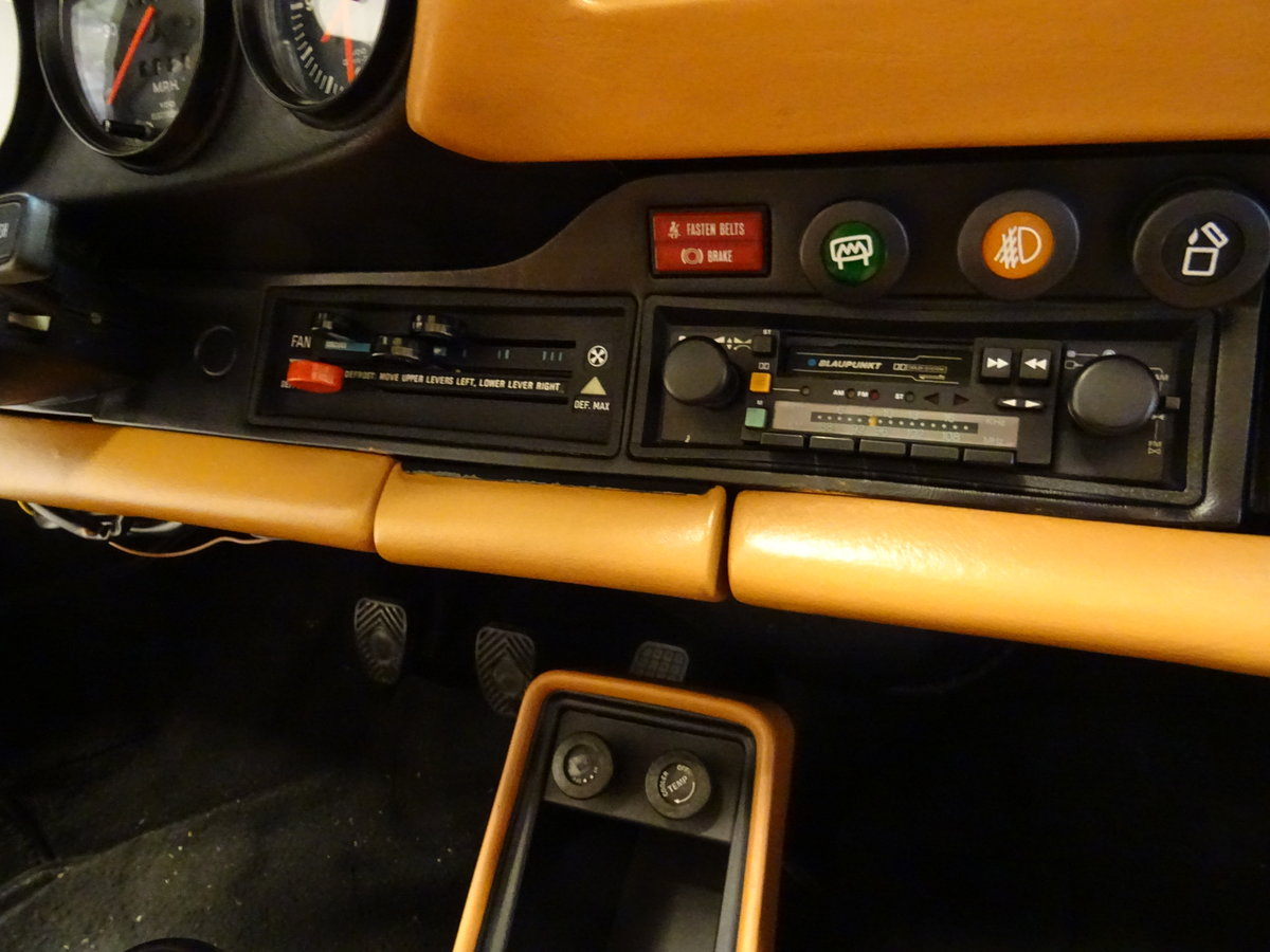 1979 Porsche SC Targa 3.0-liter - Matching numbers car SOLD (picture 15 of 24)
