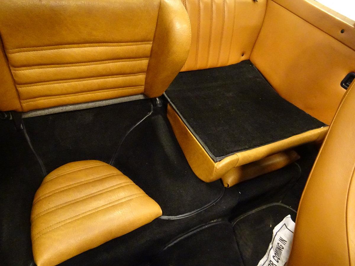 1979 Porsche SC Targa 3.0-liter - Matching numbers car For Sale (picture 16 of 24)