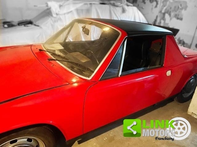 1972 Porsche 914 For Sale (picture 1 of 6)