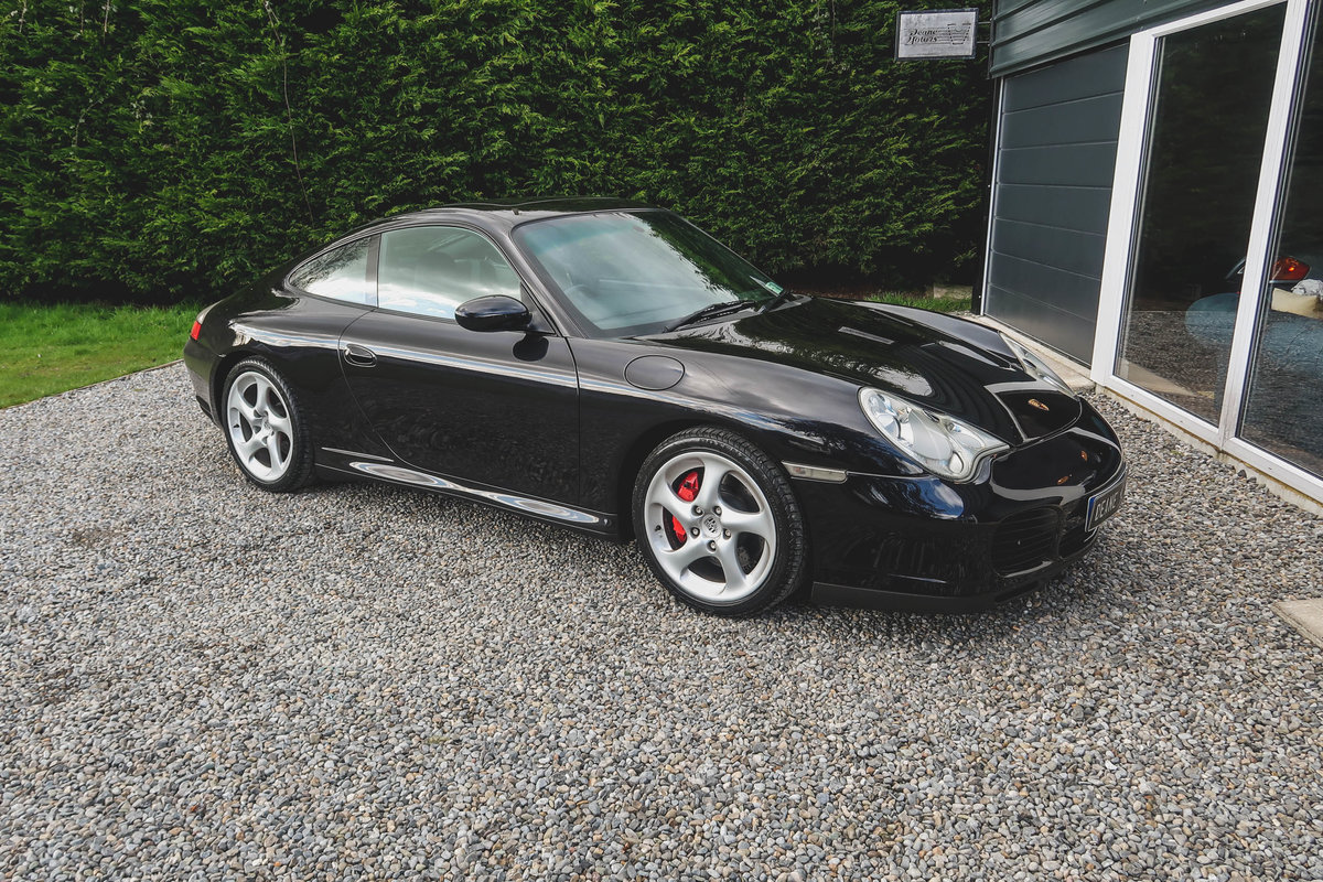 2004 Stunning Porsche 996 Carrera 4S SOLD (picture 1 of 6)