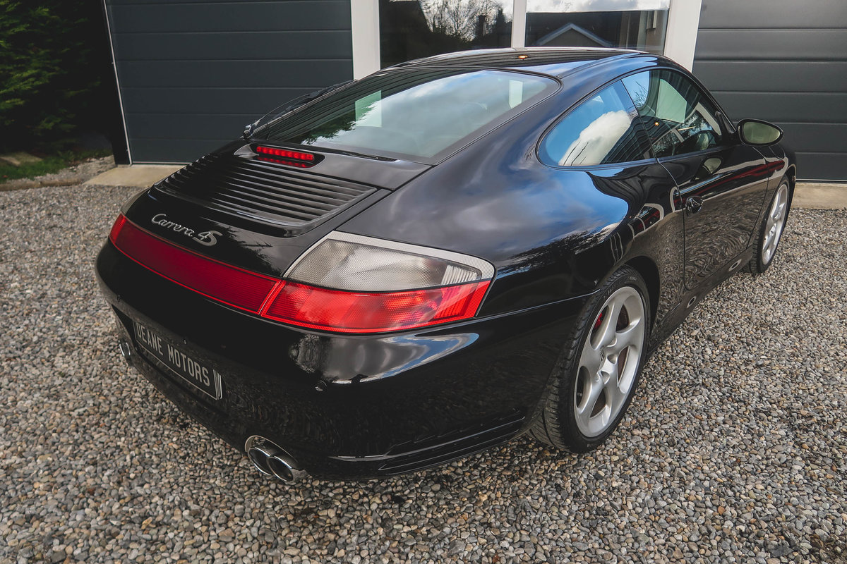 2004 Stunning Porsche 996 Carrera 4S SOLD (picture 2 of 6)