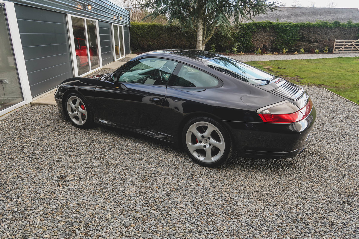 2004 Stunning Porsche 996 Carrera 4S SOLD (picture 3 of 6)