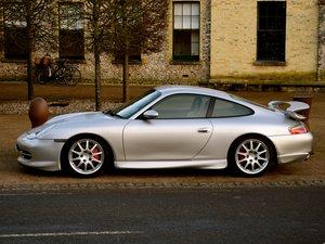 2000 Porsche 996 GT3 SOLD