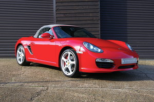 2009 987.2 Boxster S 3.4 24V Convertible Manual (15,500 miles) SOLD