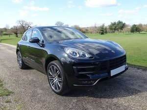 2014 Porsche Macan Turbo S-A For Sale