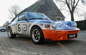 1976 Porsche 911 2.7 Martini livery , restored car - Many extras