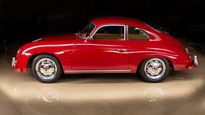 1957 Porsche 356 Coupe Speedster built by JPS Motorsports $