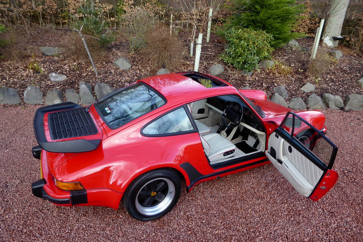 1987 Porsche 911 SSE Supersport  For Sale (picture 2 of 6)