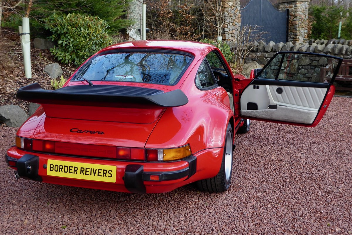 1987 Porsche 911 SSE Supersport  For Sale (picture 4 of 6)