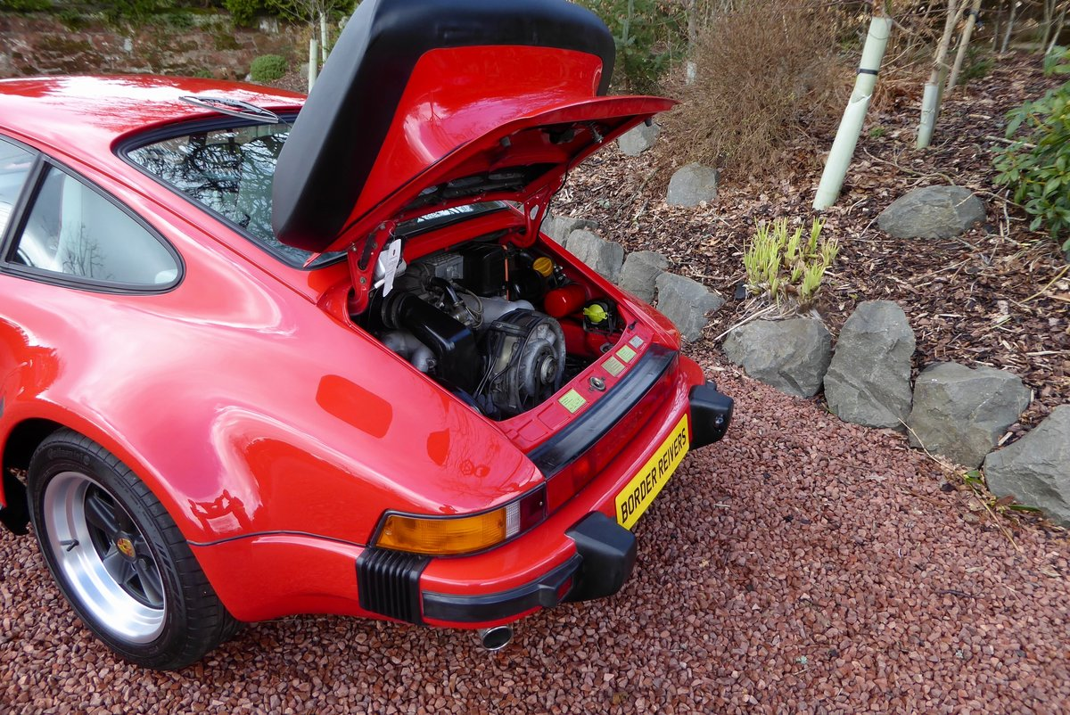 1987 Porsche 911 SSE Supersport  For Sale (picture 6 of 6)