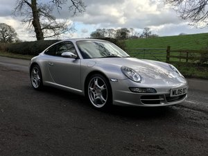 2005 Porsche 911 Carrera S 997 - 1 owner - 30000 miles FPSH SOLD