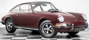 Porsche 911E  Beautiful unrestored rust free