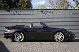 PORSCHE 911 (997) TURBO S CABRIOLET, 2010 For Sale