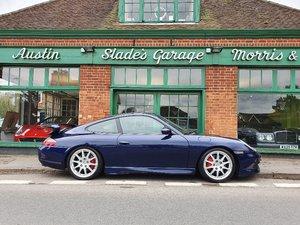 2001 Porsche 911 GT3 Coupe  For Sale