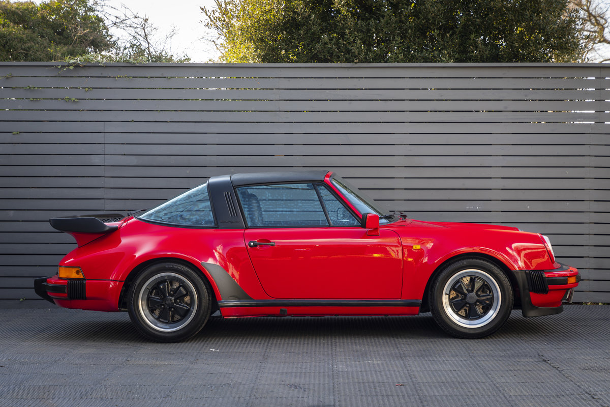 PORSCHE 911 (930) TURBO TARGA G50, 1989 For Sale (picture 2 of 23)