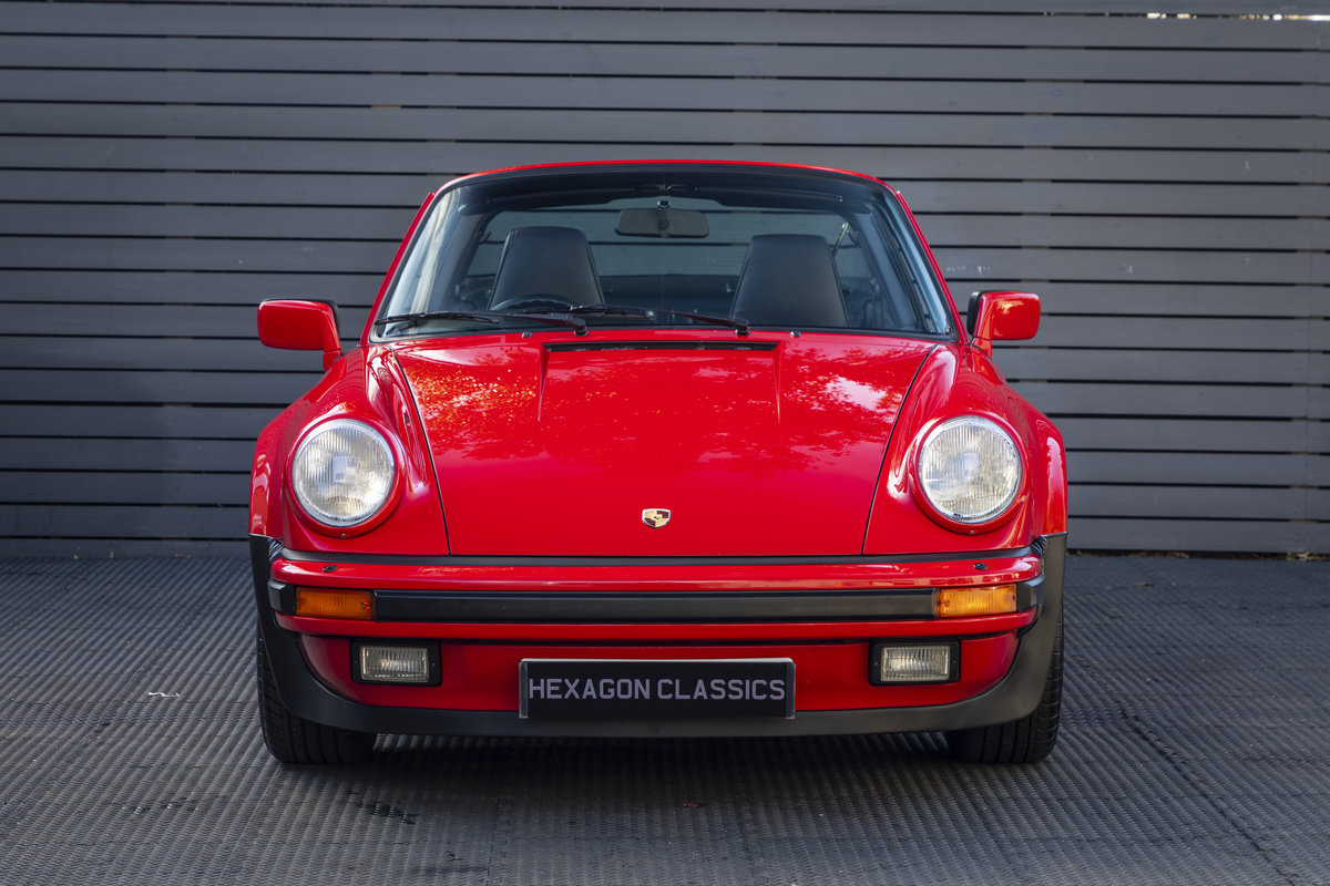PORSCHE 911 (930) TURBO TARGA G50, 1989 For Sale (picture 4 of 23)