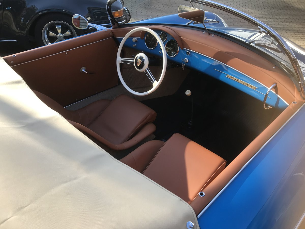 1955 German Restauration* Matching* Speedsterblue* For Sale (picture 4 of 6)