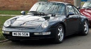 1995 Porsche 911 (993) Tiptonic 85k miles