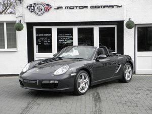 Porsche Boxster 2.7 Rare Atlas Grey Huge Spec only 49k Miles