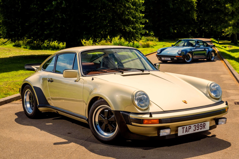 1977 PORSCHE 930 3.0 TURBO – RHD For Sale (picture 1 of 6)
