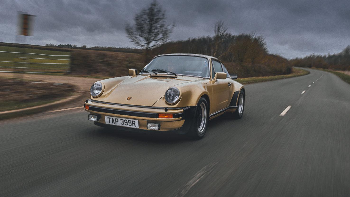 1977 PORSCHE 930 3.0 TURBO – RHD For Sale (picture 2 of 6)