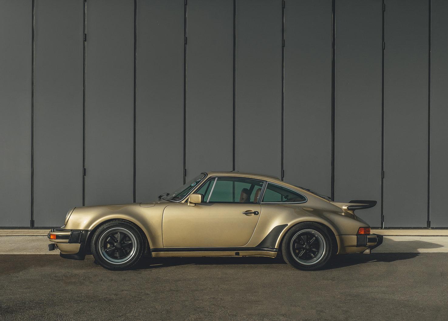 1977 PORSCHE 930 3.0 TURBO – RHD For Sale (picture 6 of 6)