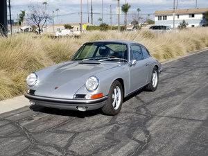 1967 Porsche 911S Twin-Plug
