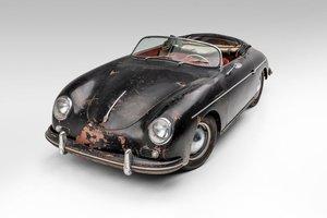 1957 Porsche 356A Speedster Patina Project Driver $399.5k For Sale