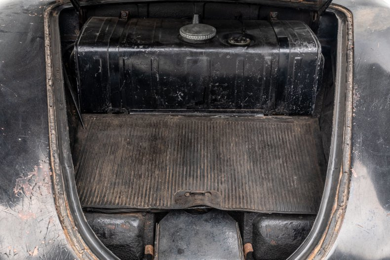 1957 Porsche 356A Speedster Patina Project Driver $399.5k For Sale (picture 5 of 6)
