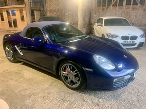 2005 Porsche Boxster 3.2 S Tiptronic Low Mileage+RAC Approved SOLD