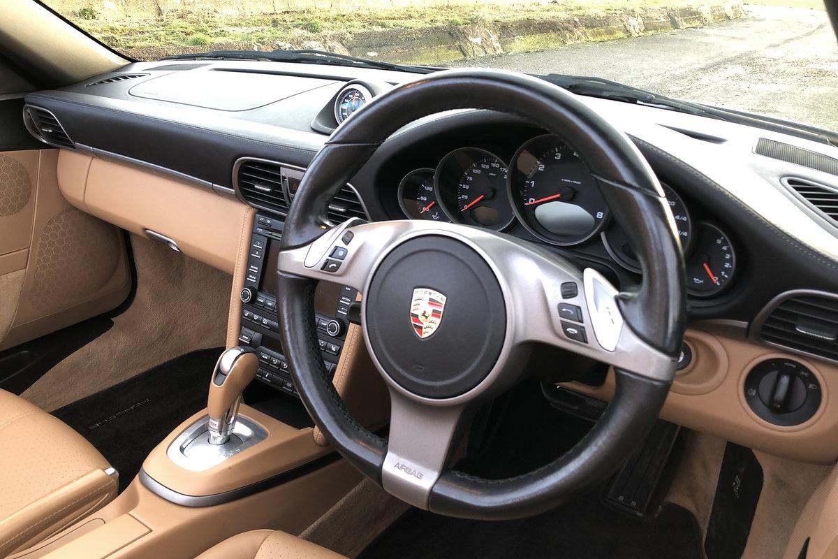 2010 Porsche 997.2 Gen2 Carrera Cabriolet, low mileage SOLD (picture 6 of 6)