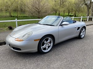 2000  Porsche Boxster 986 2 Door Convertible SOLD