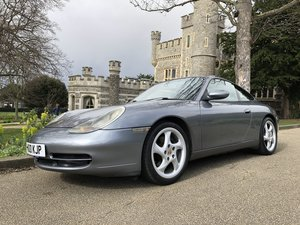 2000 Outstanding Porsche 911 Carrera Tiptronic S SOLD