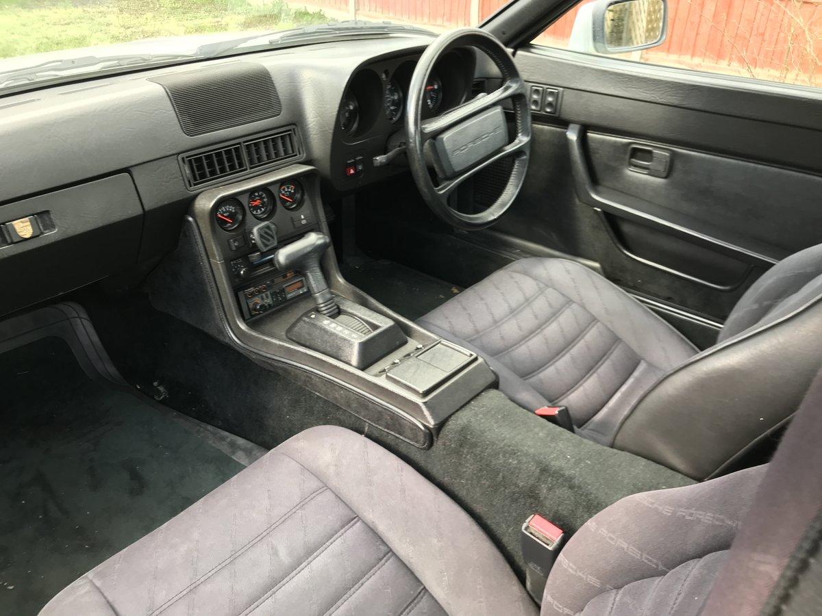 1986 Porsche 924S For Sale (picture 3 of 6)