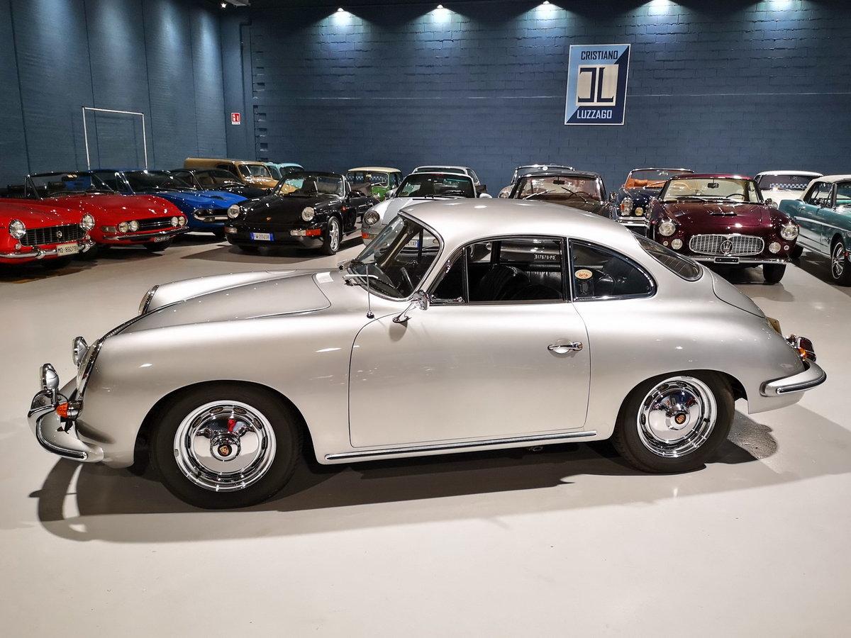 1961 PORSCHE 356 B T6 For Sale (picture 2 of 6)