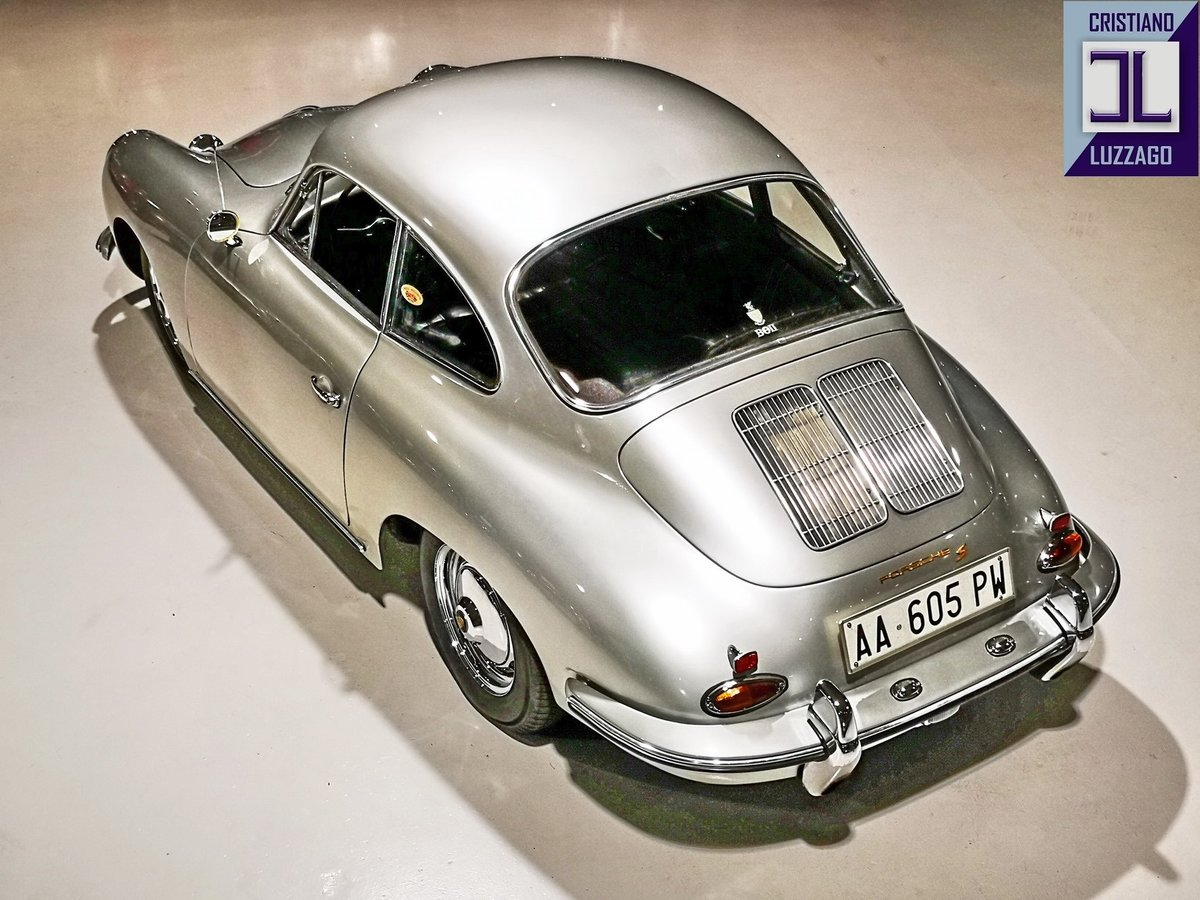 1961 PORSCHE 356 B T6 For Sale (picture 3 of 6)