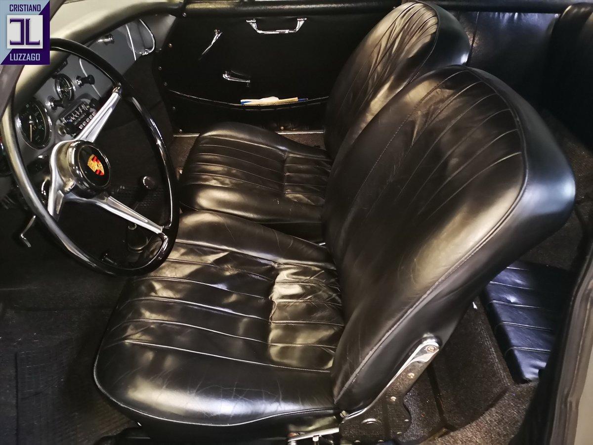 1961 PORSCHE 356 B T6 For Sale (picture 5 of 6)