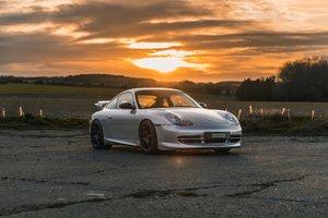 1999 Porsche GT3 MKI