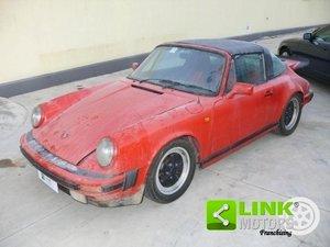 1972 Porsche 911 2,4 Targa