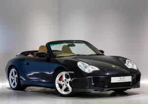 2004 Porsche Carrera 4S For Sale