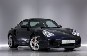 2003 Porsche 911 Turbo Tiptronic S- Only 55105 Miles-Full History For Sale (picture 1 of 6)