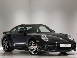 Porsche 911 Turbo Tiptronic S (997) - Low Mileage
