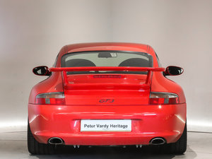 2004 Beautiful Condition Porsche GT3 For Sale (picture 3 of 6)
