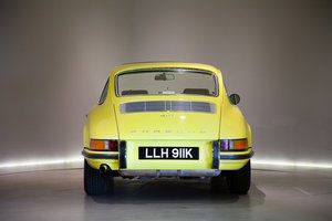 1972 Porsche 911T Manual For Sale (picture 3 of 6)