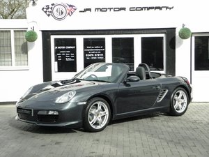 Porsche Boxster 2.7 Sport Edition Atlas Grey Huge Spec!