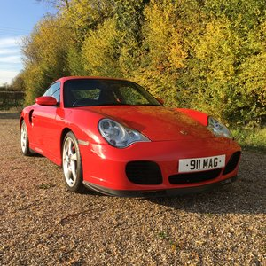 Porsche 996 Turbo X50 Ultra Low Miles
