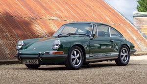 1970 Porsche 911S 2.2 - Original Irish Green For Sale